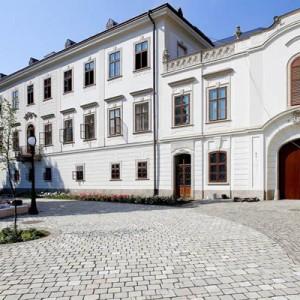 Egri Érseki Palota Látogatóközpont