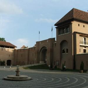 A Vár és a Vármúzeum bejárata