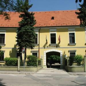 A múzeum főbejárata