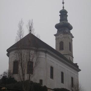Rác templom Eger