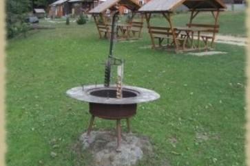 Bográcsozási hely