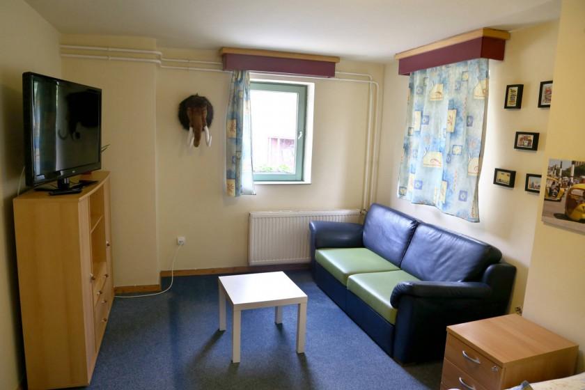 Prémium négyágyas szoba