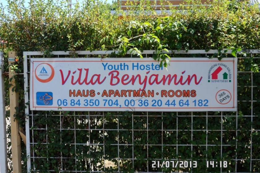 Youth Hostel Villa Benjamin