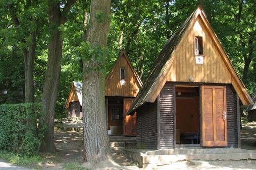 2 személyes faház