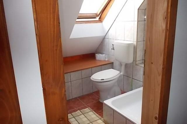 Felső szint fürdőszobája