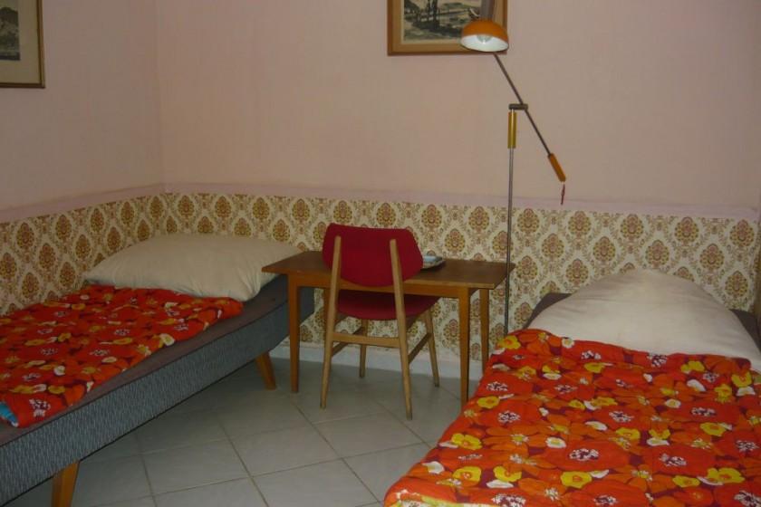 Kétágyas bungalo szoba
