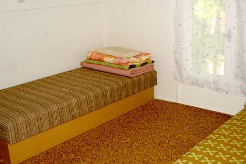 Babetta faház szobája
