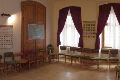Természetismereti szoba