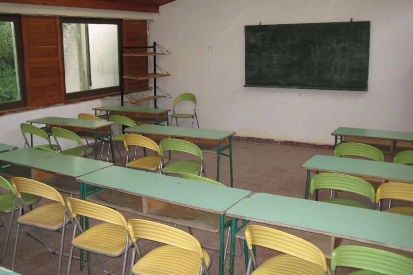 I. foglalkoztató helyiség