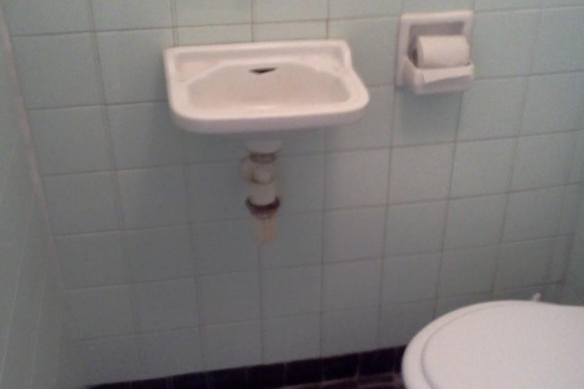 Stúdió szoba WC