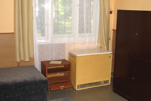 Vendégház szobája
