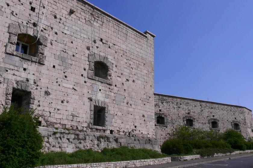 Citadella déli fal