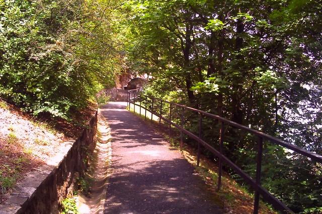 Gellért-hegyi sétány