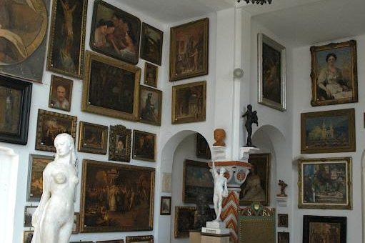 Bory-vár Képtár