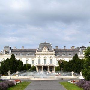 Helikon Kastélymúzeum, Festetics kastély