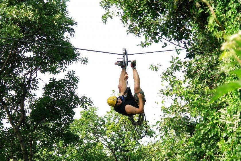 Fun Extreme Canopy Drótkötélpálya