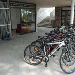 Kerékpár kölcsönzés Tihany