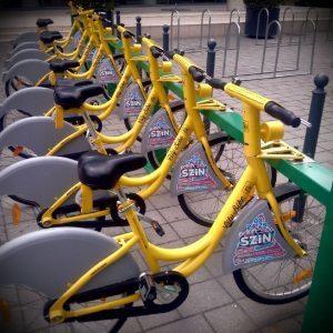 CityBike Kerékpárkölcsönző