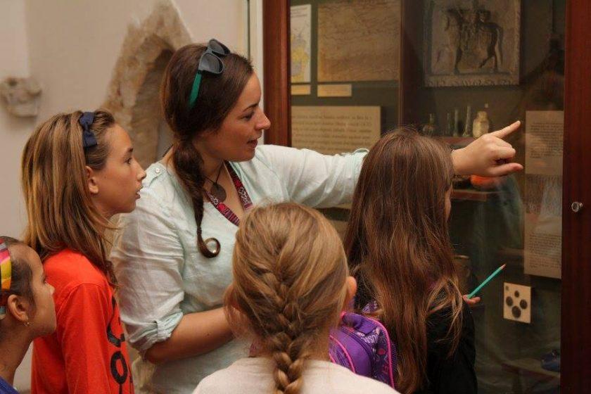Múzeumpedagógia foglalkozás