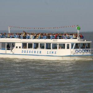 Fertő tavi hajóutak - Drescher Hajózási Társaság