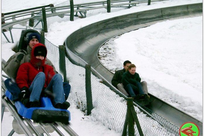 Téli-nyári bobpálya