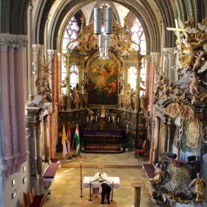 Soproni Nagyboldogasszony (Bencés) Templom