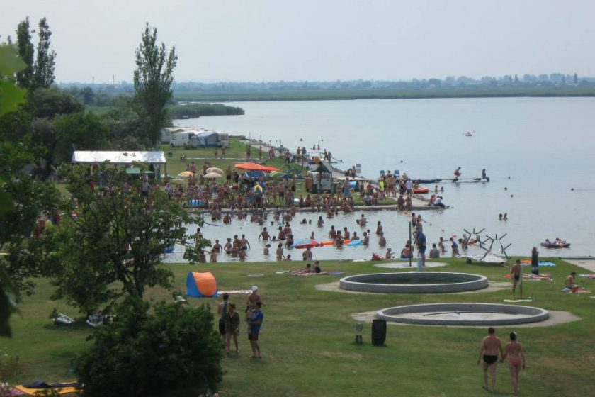 Park Strand Kemping és Túrafalu