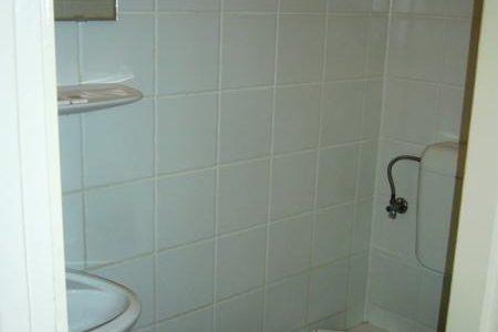 3 csillagos standard családi szoba fürdőszobája