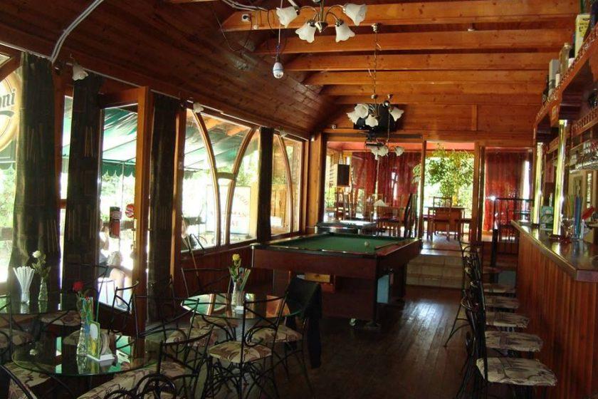 Étterem és kávézó