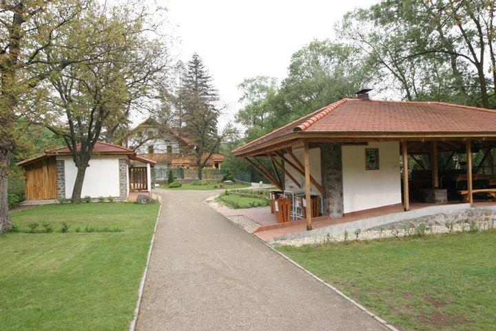 Öko-Park Panzió, Kemping és Kalandpark