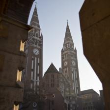 Szegedi idegenvezetés, városnéző séta