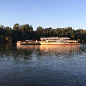 Hajókirándulás Szeged