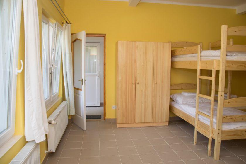 Tájoló Vendégház szoba