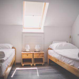 Diás Panzió szobája