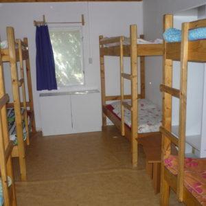 Faház szobája