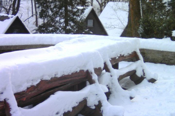 Faházak télen