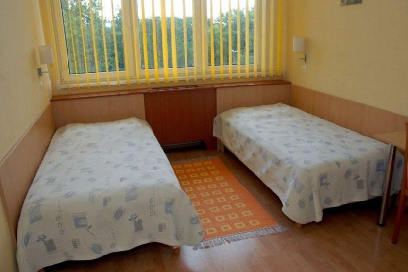 Apartman szobája