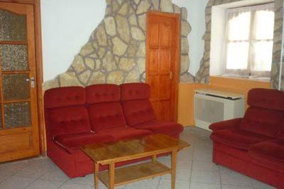 Főépület nappalija