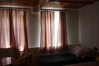 Parasztház szobája