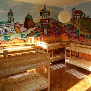 Nyolcfős szoba