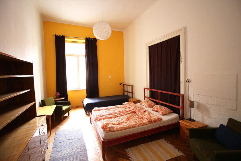 Nap Hostel háromfős szoba