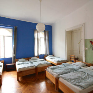 Nap Hostel hatfős szoba