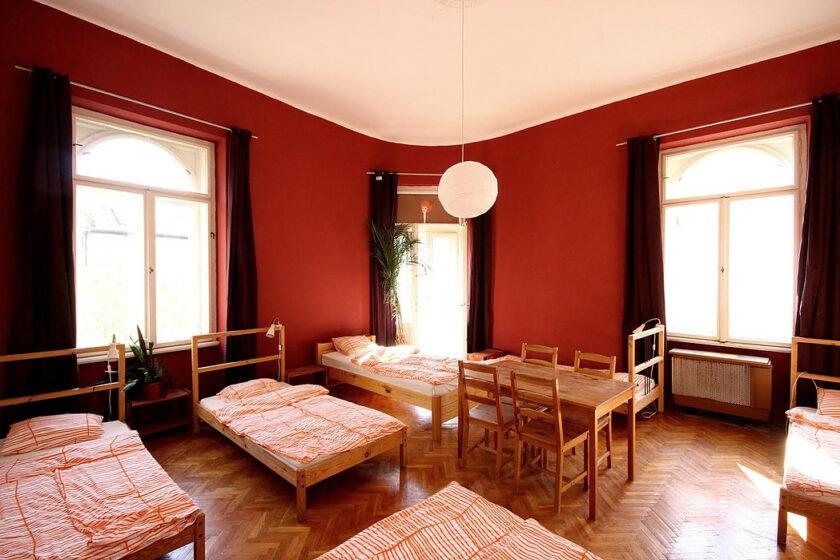 Nap Hostel hétfős szoba