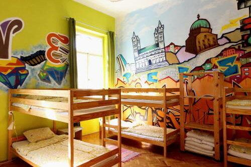 Nap Hostel nyolcfős szoba