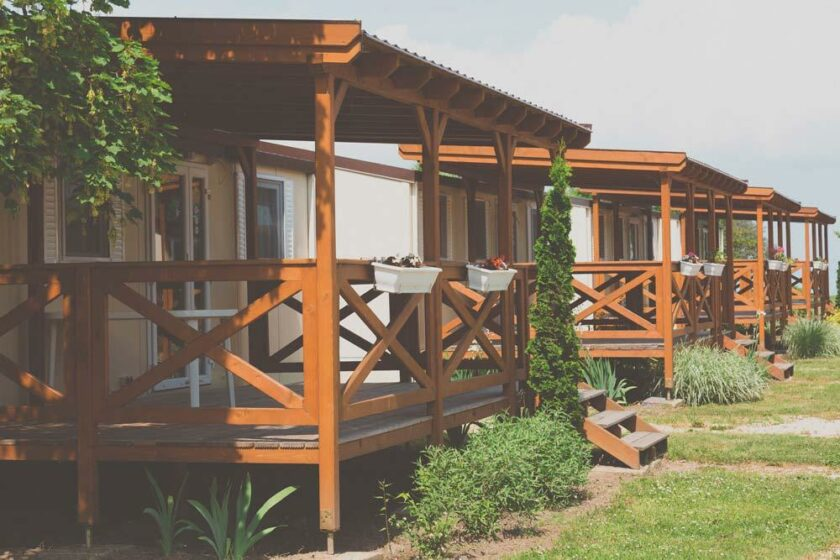Aranypart Camping