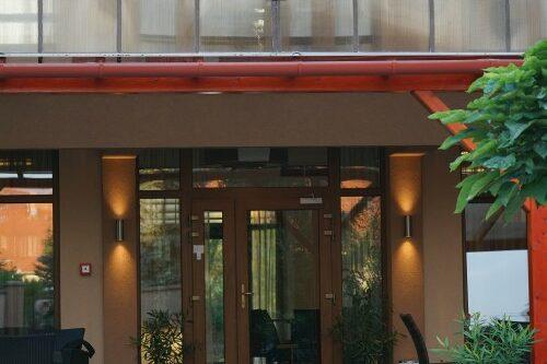 Hotel Írisz