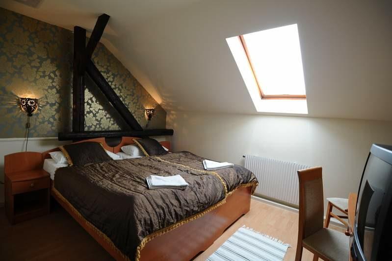 Manzard szoba
