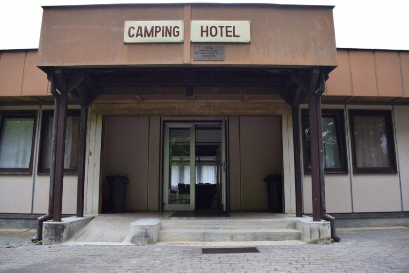 Termál Kemping Ifjúsági szálláshely