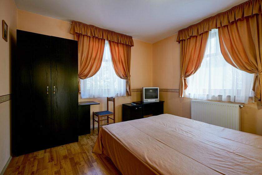 Pihenőkereszt Panzió szoba