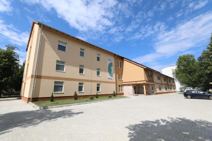 Smart Rooms Motel